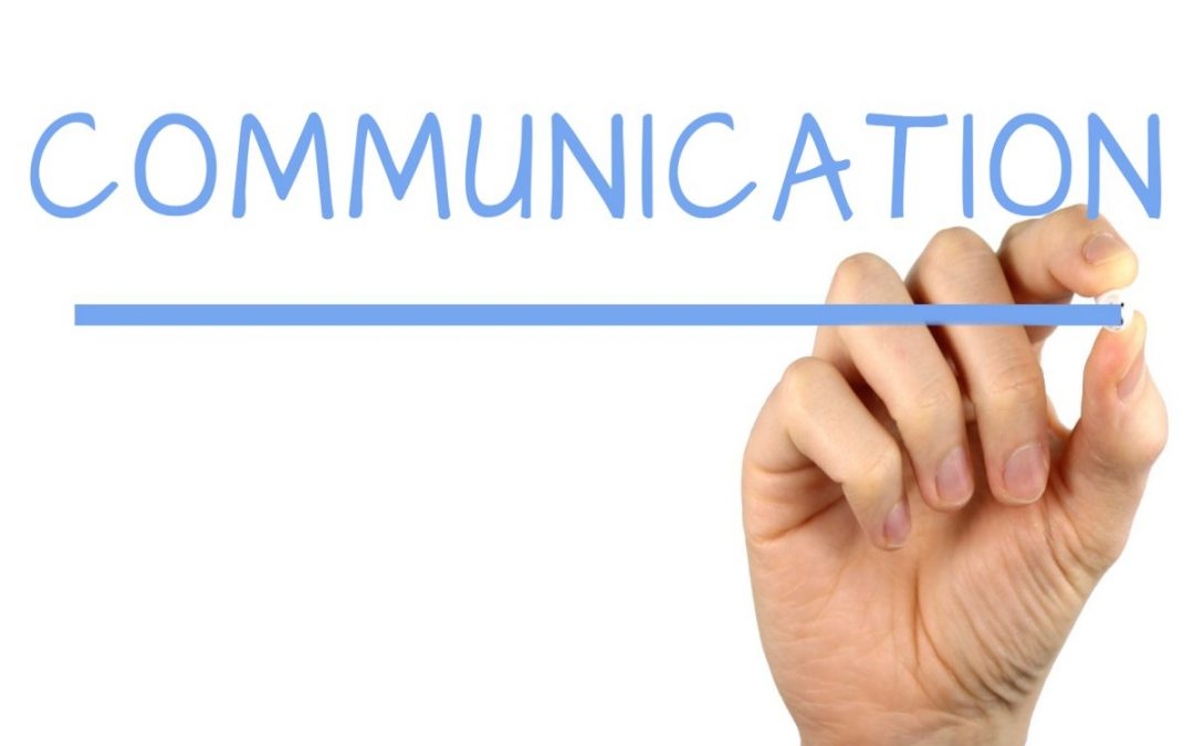 Your communication