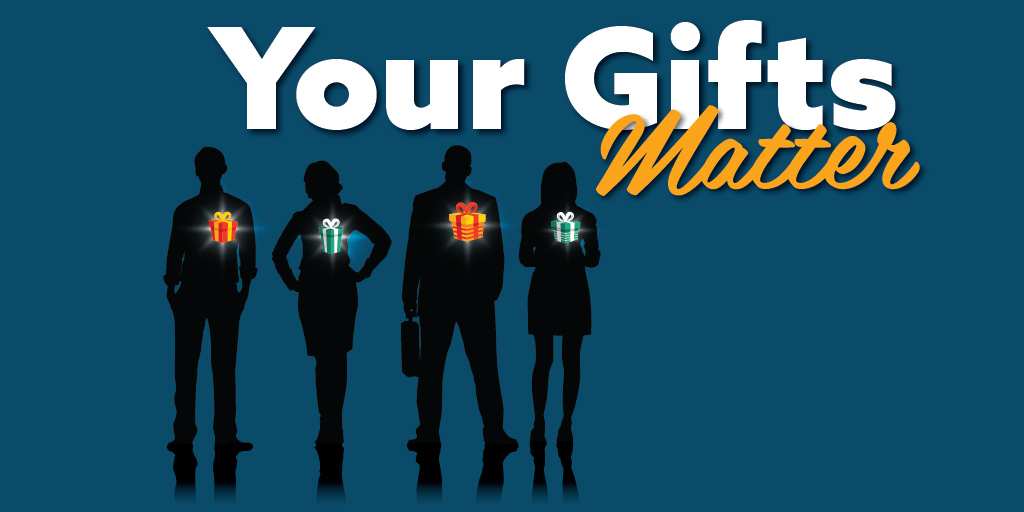 Your Gifts Matter Podcast – Joe Nunziata, joenunz.com